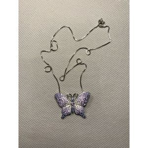 Sterling Silver 925 Butterfly 925 NEW